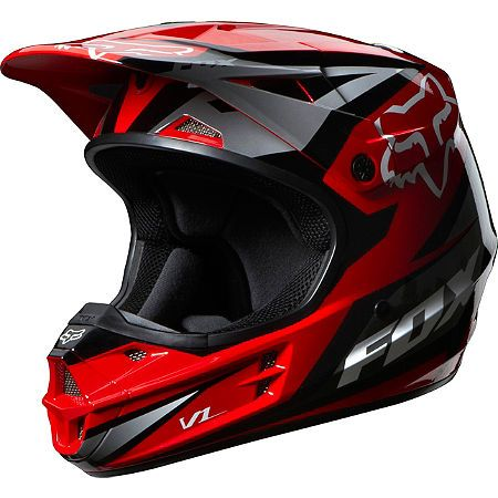 ATV 2014 Fox V1 Helmet - Race | MotoSport