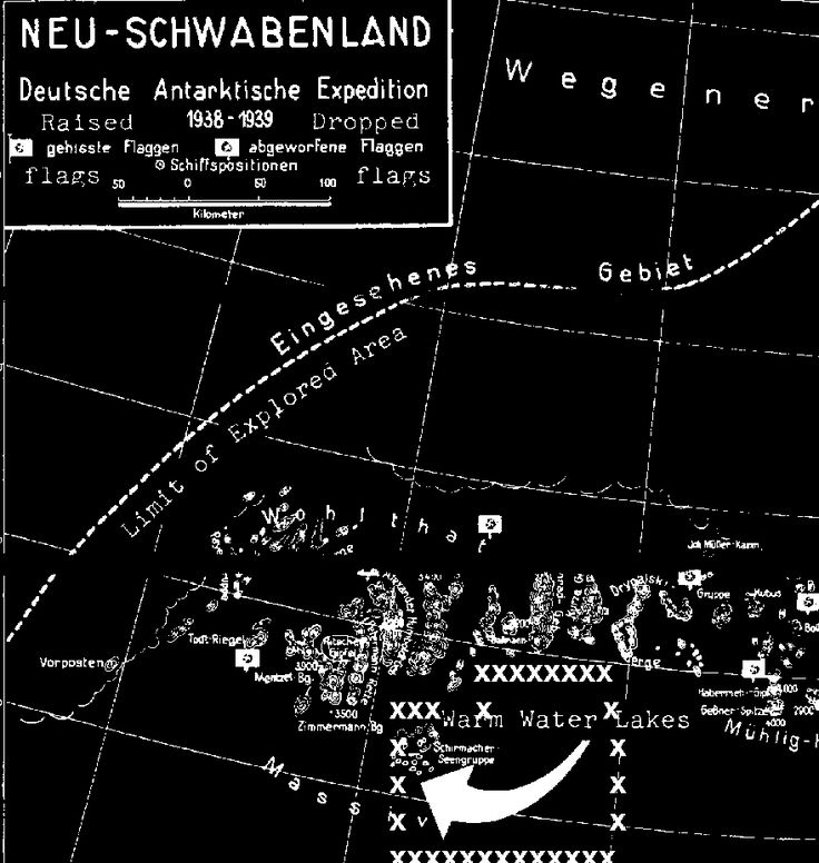 Operation Highjump and the German UFO Connection