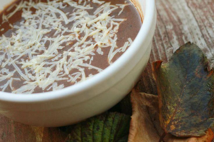Black Bean Pumpkin Soup | Recipes | Pinterest
