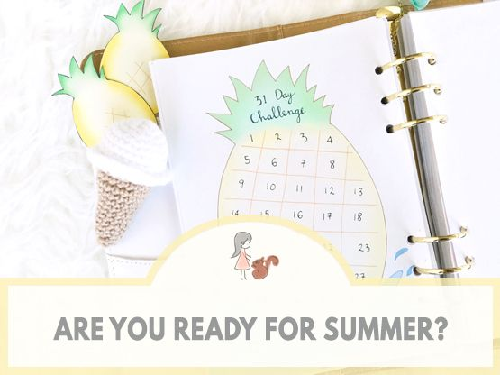 Are You Ready For Summer? | www.sweetestchelle.com