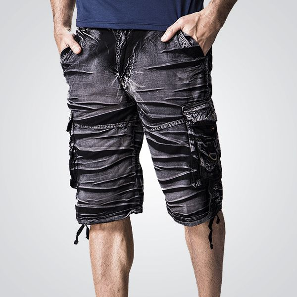 Shop Men's Casual Shorts & Men's Capris At Awesome Prices! Check Out Our Top Picks For Men's Edgy Summer Fashion & Get 10% Off Your First Order!