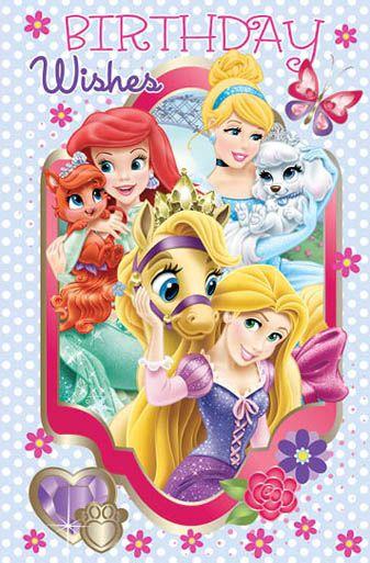 www.sagreetings.co.za Disney princess card
