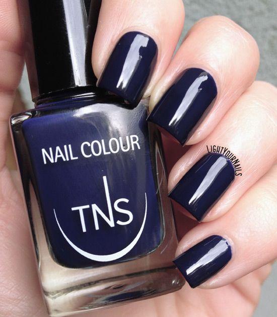 TNS Cosmetics Night Life - Light Your Nails!