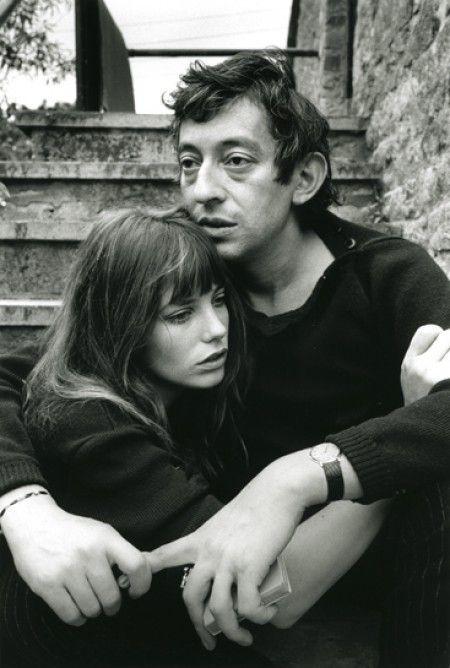 Frank Habicht, 'Je T'aime moi non plus' Jane Birkin & Serge Gainsbourg, Oxford 1969 -