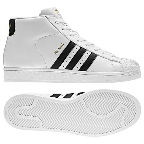 Adidas High Top Sneakers: Adidas Pro Model