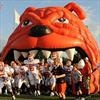 Slideshow: Impressive inflatable tunnels in high school football