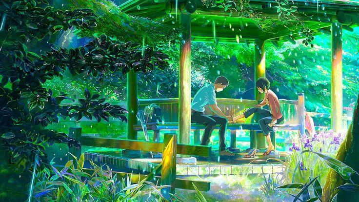 18 best Garden of words images on Pinterest   Garden of words, Anime ...