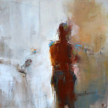 "Saatchi Art Artist Matteo Cassina; Painting, ""Figure 19.7.14"" #art"