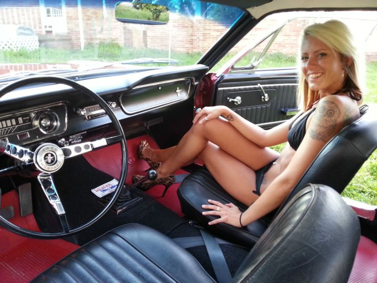 1965 Mustang Quot Bikini Edition Quot 1964 1 2 Ford Mustang Cars