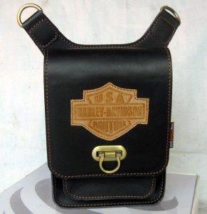Tas Kulit Harley Davidson [TSP-1518