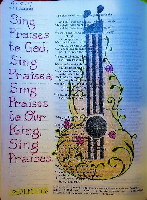 Psalm 47:6