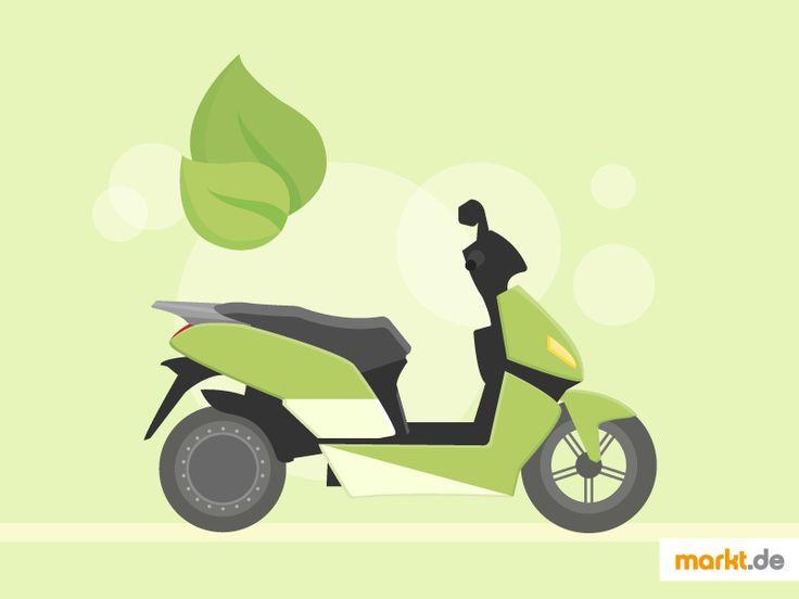 Alles über E-Roller | markt.de #motorrad #eroller #roller #stadtfahrzeug #umwelt