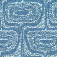 Tissu Décor Maison - Crypton Corfe 31 Ciel