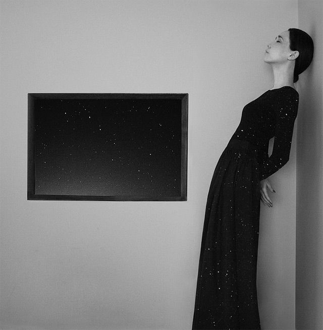 Surreal Self Portraits by 22 Year Old Artist Noell S. Oszvald who Began Photographing and Editing a Year Ago