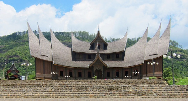 Pagaruyung Grand Palace