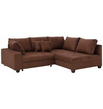 Home affaire Ecksofa »Greenwich«, unifarben, mit feiner Steppung, wahlweise mit Bettfunktion Jetzt bestellen unter: https://moebel.ladendirekt.de/wohnzimmer/sofas/ecksofas-eckcouches/?uid=2b823907-0524-51ae-a6c7-b3c0979000f2&utm_source=pinterest&utm_medium=pin&utm_campaign=boards #sofas #haus #polstermöbel #wohnzimmer #ecksofaseckcouches
