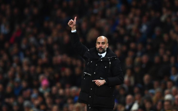 Pep #Guardiola Talks About His First Season In #England. #PepGuardiola #soccermanagers #soccerstaff #manager #pep