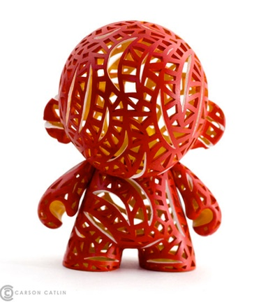 Carson Catlin is participating in MUNNYMUNTH! He is aso nominated in the Designer Toy Awards!