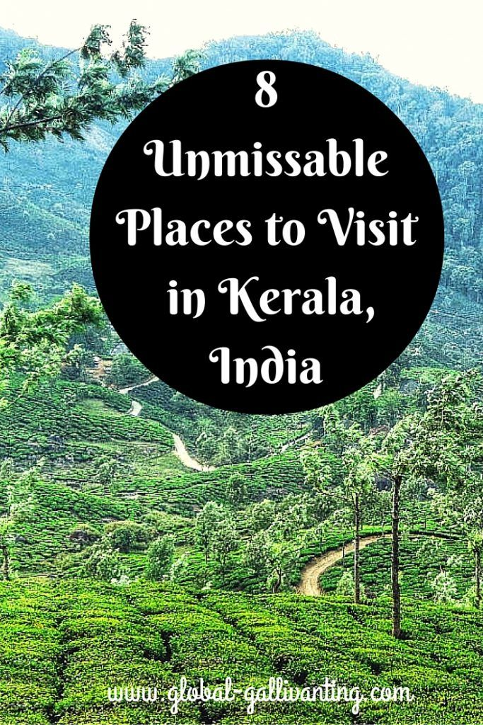 8 Unmissable Places to Visit in Kerala