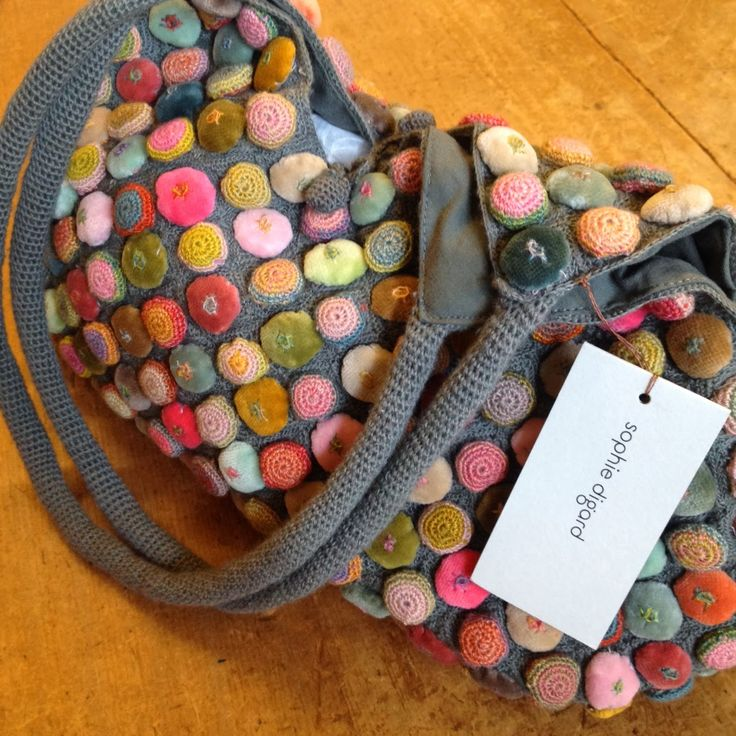 l'uccello: Hooray! New Sophie Digard scarves and accessories….