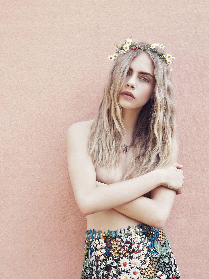 Model Love. Cara Delevingne.