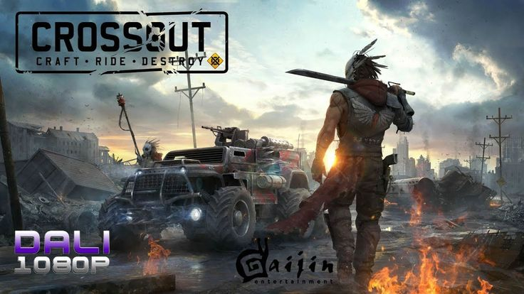 Crossout is the post-apocalyptic MMO Action game! Craft your unique battle machines from dozens of interchangeable parts and destroy your enemies in explosive PvP online battles! #CROSSOUT_EN #TargemGames #free2play #mmo #Steam #YouTube