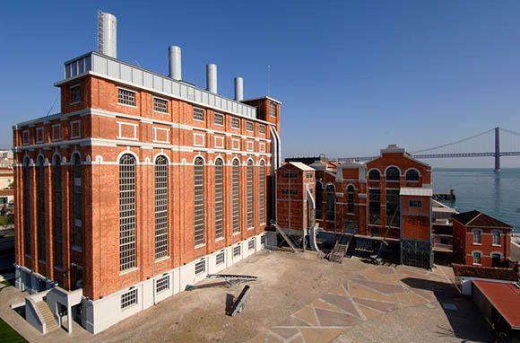 Museu da Electricidade, Lisboa, Portugal