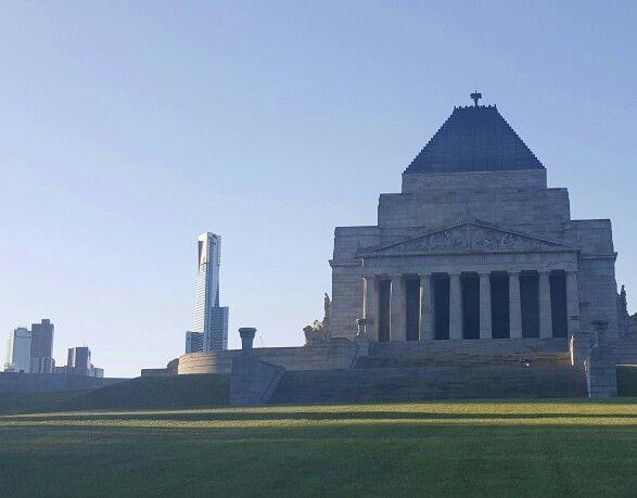 Melbourne Botanical Gardens War Memorial