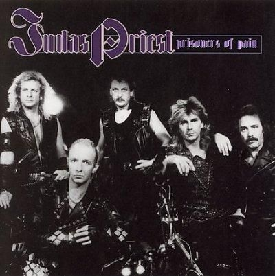 Precision Series Judas Priest - Prisoners of Pain, Black