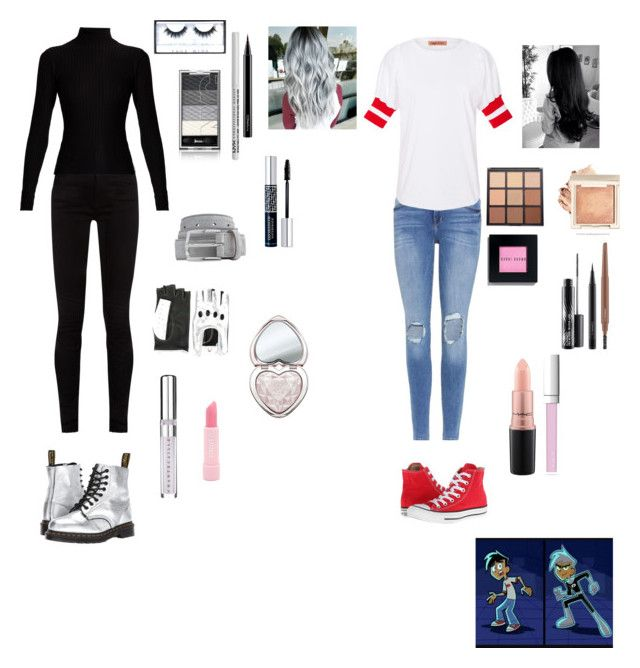 """Dany phantom"" by nyah-alongi on Polyvore featuring Gucci, Acne Studios, Bugatchi, Dr. Martens, Manokhi, Huda Beauty, MAC Cosmetics, Christian Dior, Too Faced Cosmetics and Frame"