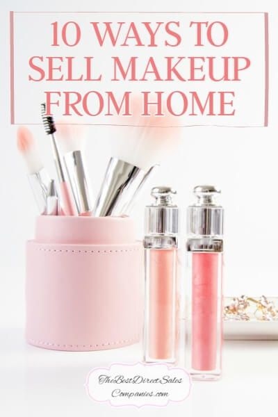 When It Comes To Home Businesses Opportunities To Sell Makeup From Home Are Some Of