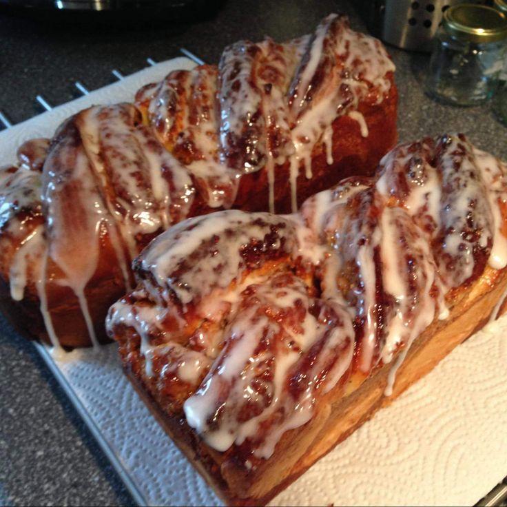 Rezept Nusszopf von Ninchen301284 - Rezept der Kategorie Backen süß back pain food