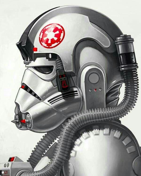 Star Wars - AT-AT Pilot Stormtrooper