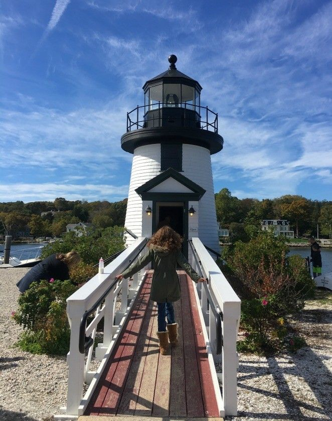 Things to do in Mystic, Connecticut with Kids