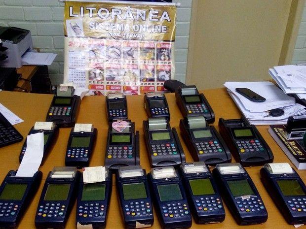 DE OLHO 24HORAS: Polícia apreende 23 máquinas eletrônicas em São Lu...
