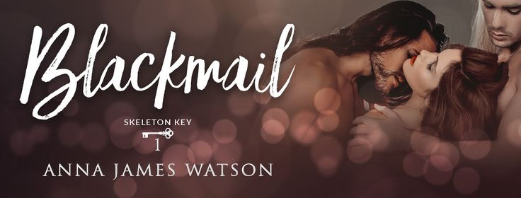Amber Daulton: Release Day - 'Blackmail' by Anna James Watson #Gi...