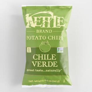 Kettle Brand Chili Verde Potato Chips