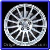 Audi A4 2011 Wheels & Rims Hollander #58800B #Audi #A4 #AudiA4 #2011 #Wheels #Rims #Stock #Factory #Original #OEM #OE #Steel #Alloy #Used