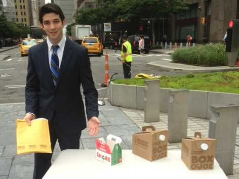 www.hiremichaelpenn.com a semester at sea alum  There Was A Guy Hanging Out Near Goldman Sachs Handing Out Donuts And Coffee For A Job This Morning
