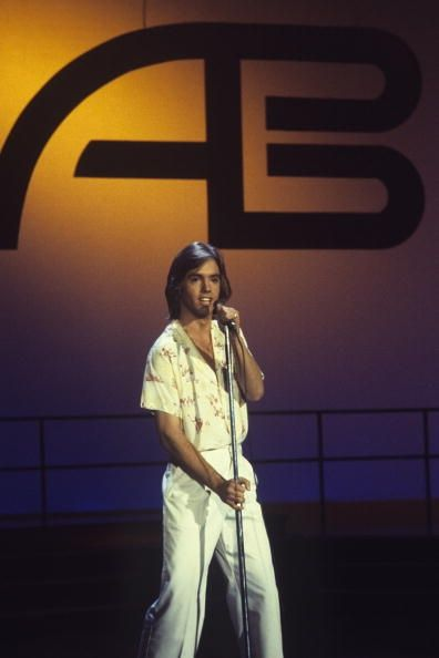 Shaun Cassidy on American Bandstand