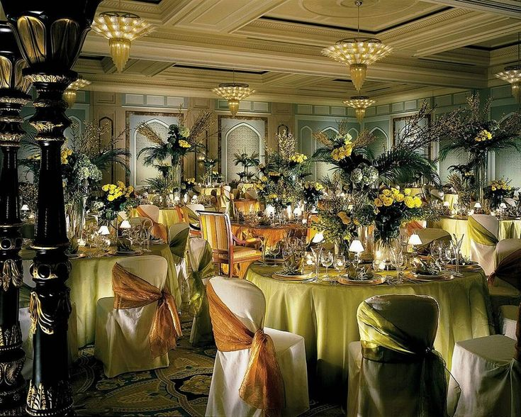 Wedding Reception Decorations | Wedding Reception Decorating Ideas -1