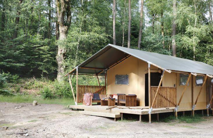 Safaritent op de Veluwezoom - Prachtig plekje op Buitenplaats Beekhuizen.