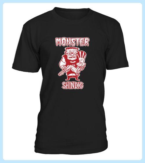 Best HIPSTER MONSTER front Shirt (*Partner Link)