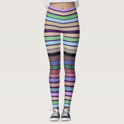 Ladies Sportswear Leggings - patterns pattern special unique design gift idea diy