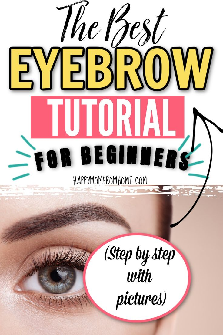 Eyebrows 101: Step by Step for beginners in 2020 | How to ...