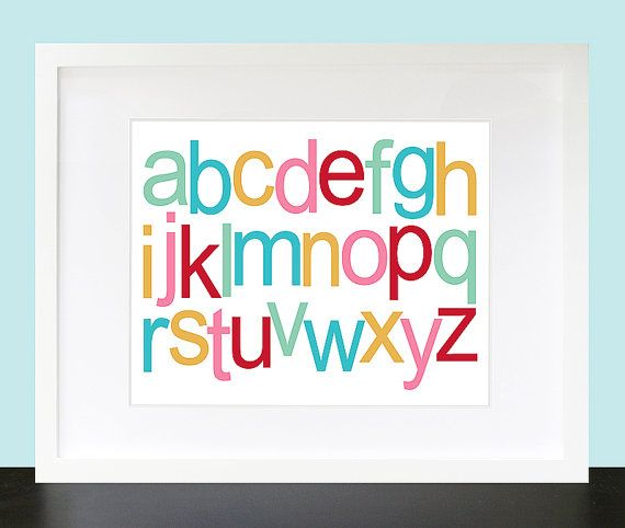 Lowercase Letters Wall Decor : Images about giraffe nursery on bedding