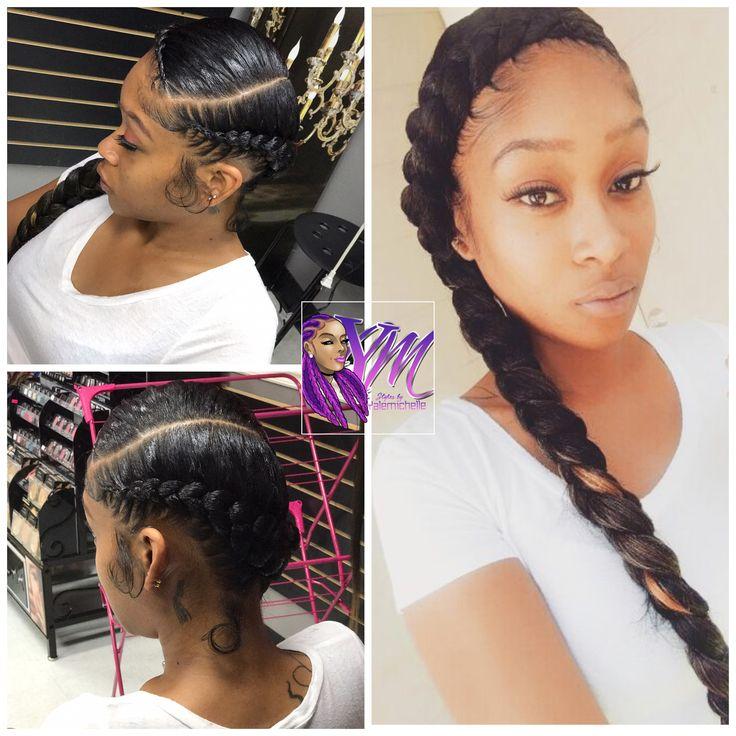 Feedin Braids Https Instagram Com P Bxkc2zvfyaq Hairstyles Pinterest Tran 231 A Dicas E Cabelo