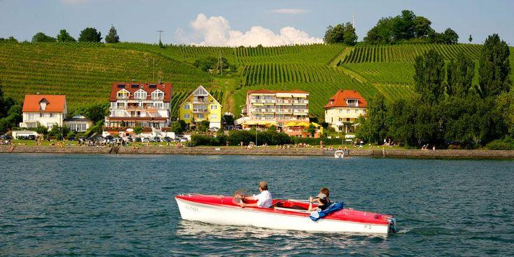 4 Sterne-Hotel-Meersburg Bodensee Seeblick See-Hotel Restaurant Off
