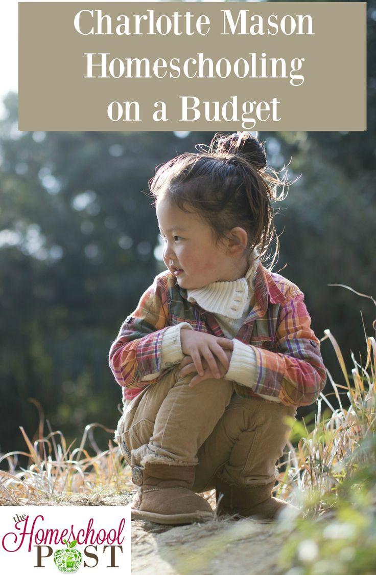 Charlotte Mason Homeschooling on a Budget
