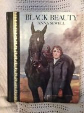 Black Beauty By Anna Sewell (1986, Hardcover) Childrens Classics